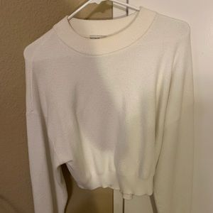 Cotton On cream sweater